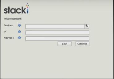 add private network