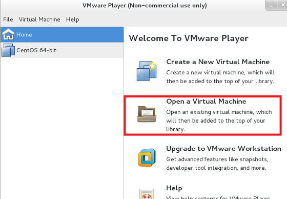 VMWare Player Clone