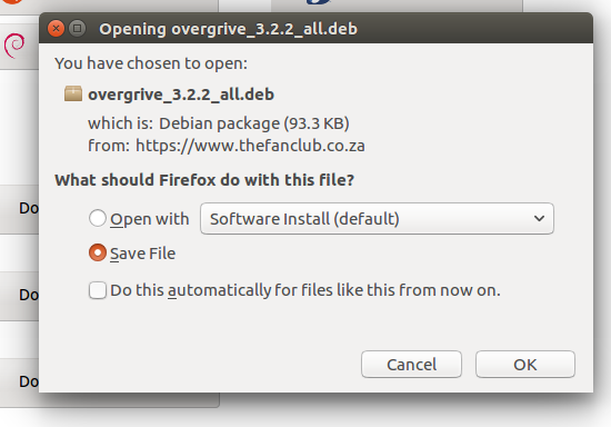 Download OverGrive