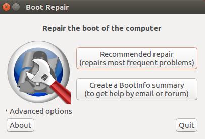 Boot Repair