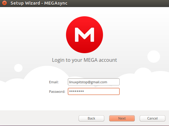How To Install and Use MegaSync Client on Ubuntu (16 04