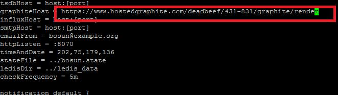 Bosun Dev File