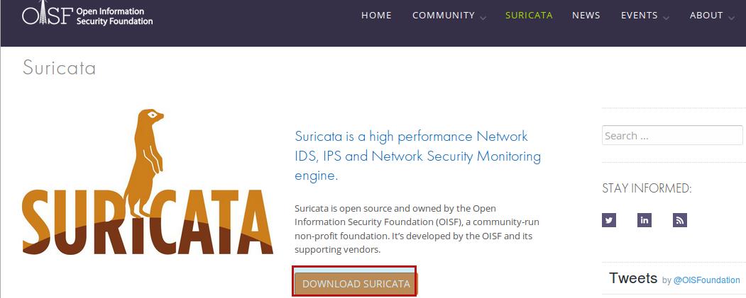 suricata download