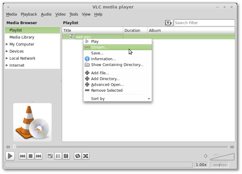25 things you can do with VLC Media player!