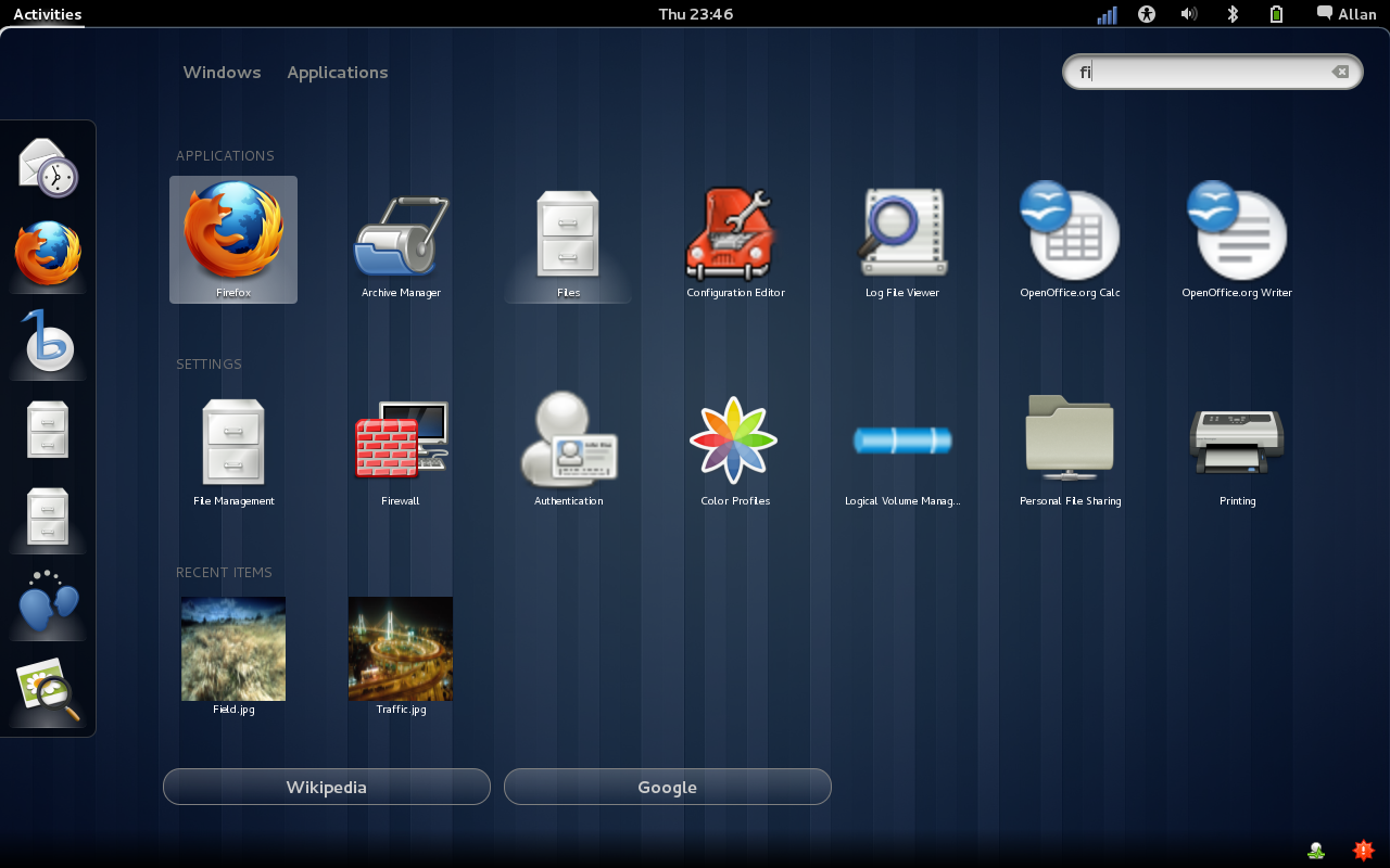Understanding Gnome 3 – Without the min, max buttons