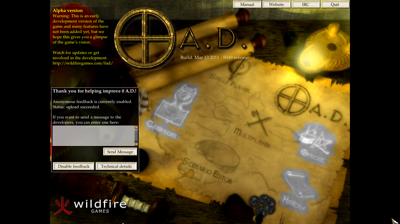 "0 A.D. Alpha 4 ""Daedalus"" comes with  many new features and improvements"