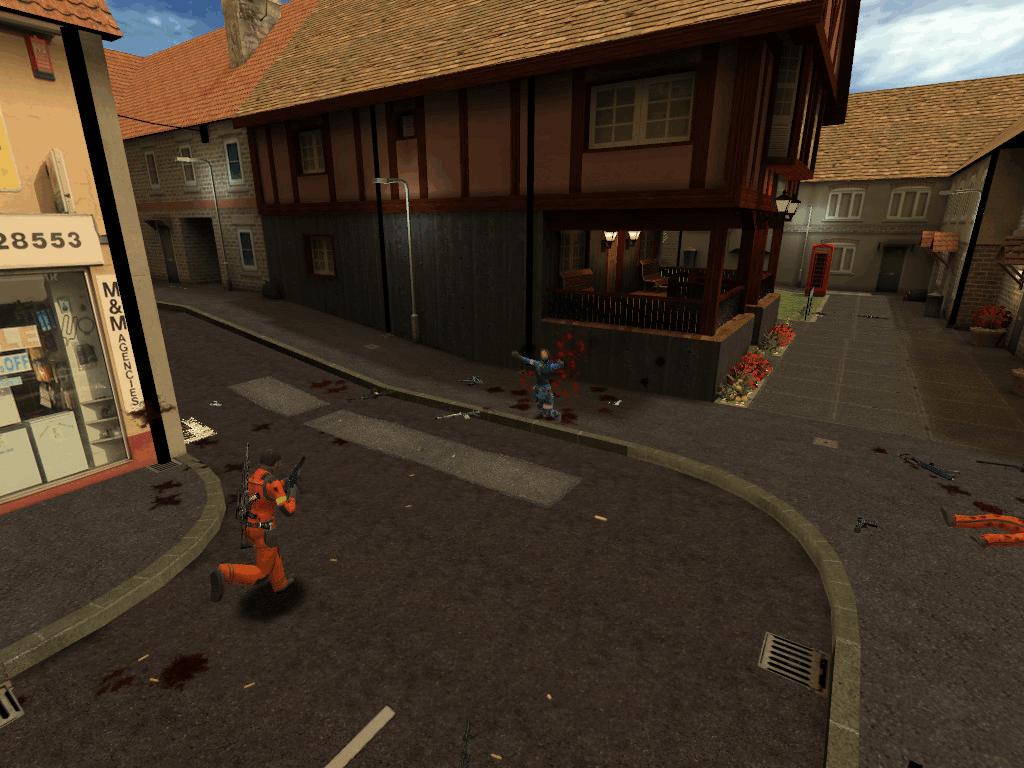 urbainterror
