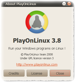 PlayOnLinux 3.8 is out! Major new features : Record games, wine import, Cedega import, Offline wine