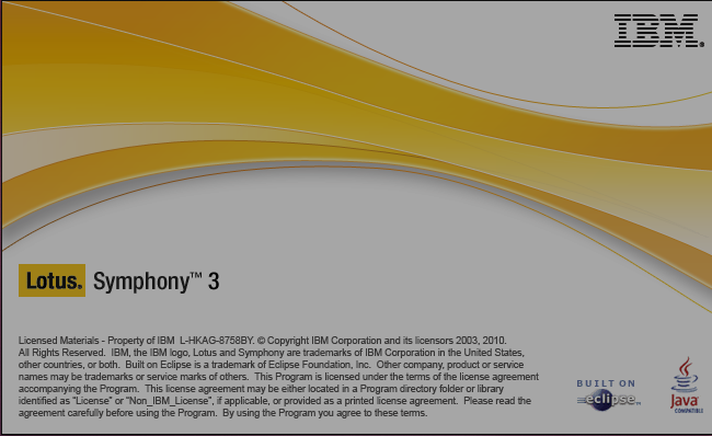 Lotus Symphony office Version 3 is NOW AVAILABLE