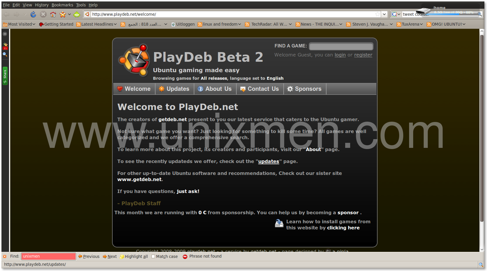 Ubuntu Gaming made easy with PlayDeb