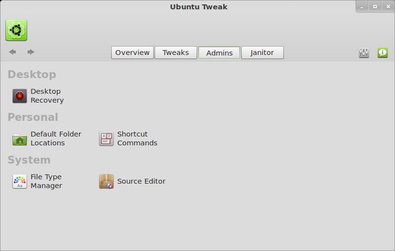 Ubuntu Tweak 003